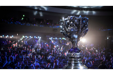 Behind League of Legends, E-Sports's Main Attraction - The ...