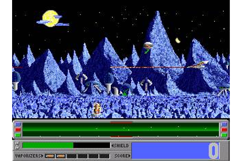 Starray Download (1988 Amiga Game)