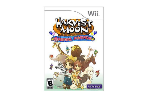 Harvest Moon: Animal Parade Wii Game - Newegg.ca