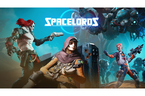 Spacelords Cross-Play Support Confirmed For PS4, PC, and ...