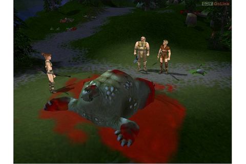 Evil Islands: Curse of the Lost Soul - screenshots gallery ...