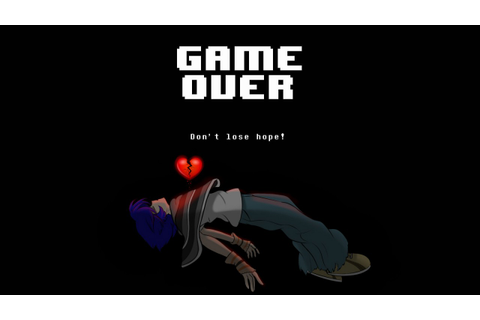 """GAME OVER"" by keycaliber1 -- Fur Affinity [dot] net"