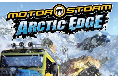 MotorStorm Arctic Edge for PSP and PS2 Revealed by Sony ...