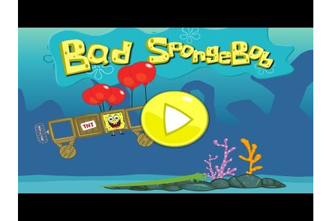 Bad SpongeBob Gameplay Trialer - Bad Piggies Game Remake ...