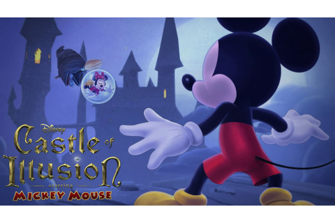 Castle of Illusion Starring Mickey Mouse Gameplay - Full ...