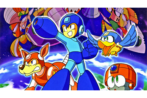 Mega Man 6 Retro Review | USgamer