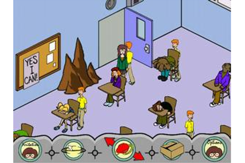 Daria's Inferno Download (2000 Adventure Game)