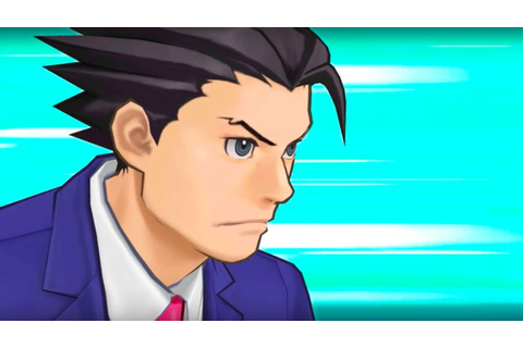 Phoenix Wright: Ace Attorney 6 — Spirit of Justice ...