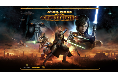 Star Wars: The Old Republic Free-to-Play Impressions (or ...