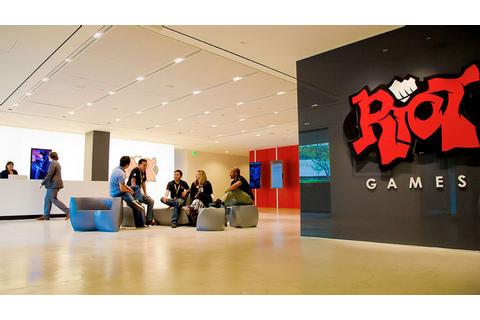 Why League of Legends developer Riot Games is paying new ...