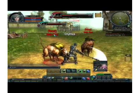 ARGO Online- Game play - YouTube