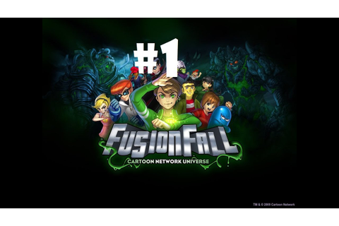 Cartoon Network FusionFall Part 1- It's Not Dead! - YouTube