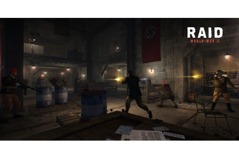 RAID: World War II Preview | GameGrin