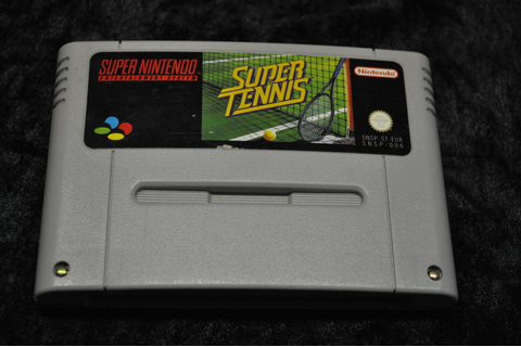 Super tennis Nintendo SNES - Retrogameking.com | Retro ...