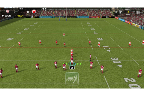 Rugby League 17 - Apps To Play