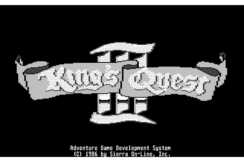 Download King's Quest III: To Heir is Human - My Abandonware