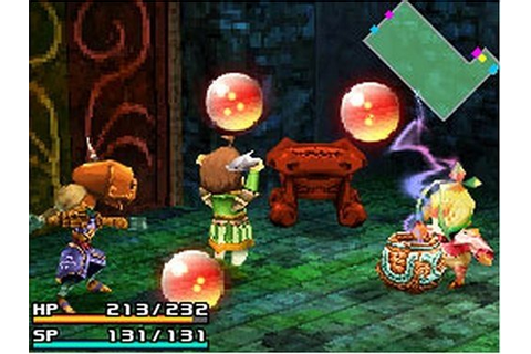 FINAL FANTASY® CRYSTAL CHRONICLES: RING OF FATES [DS ...