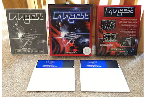 Retro Treasures: Catalypse (C64)