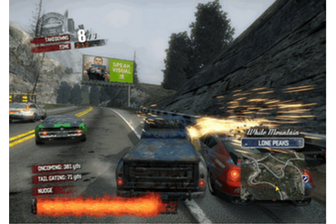 Burnout Paradise Free Download PC Game Full Version - Free ...