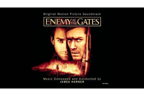 Bitter News - Enemy at the Gates Score - James Horner ...