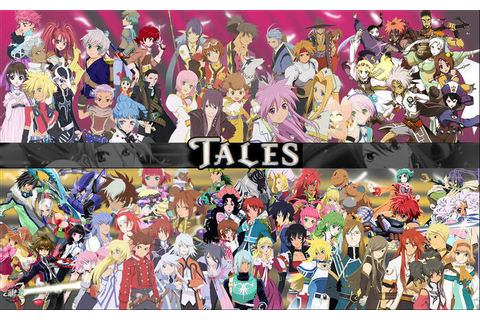 Tales | Anime Characters Fight вики | FANDOM powered by Wikia