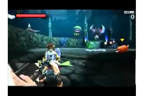 Kid Icarus: Uprising Gameplay Footage for the Nintendo 3DS ...