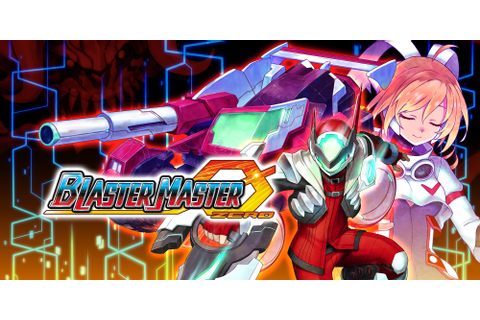 Blaster Master Zero | Nintendo 3DS download software ...