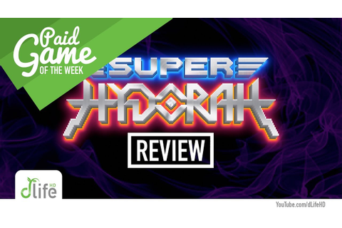 Super Hydorah Review (iOS) | Game of the Week - YouTube