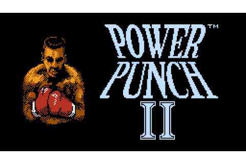 Power Punch II - NES Gameplay - YouTube