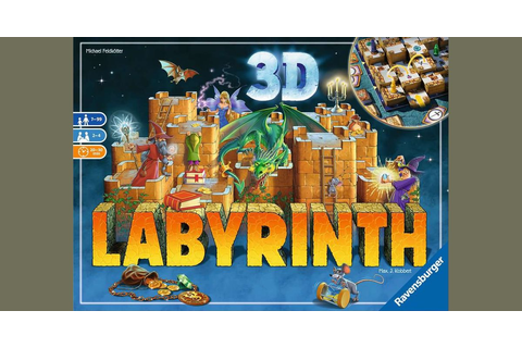 Labyrinth 3D | Board Game | BoardGameGeek