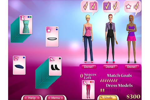 Play Fashion Solitaire > Online Games | Big Fish
