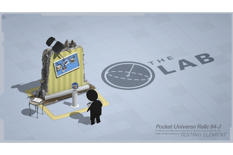 Valve's 'The Lab' is a Wondrous Playground Full of VR Toys ...