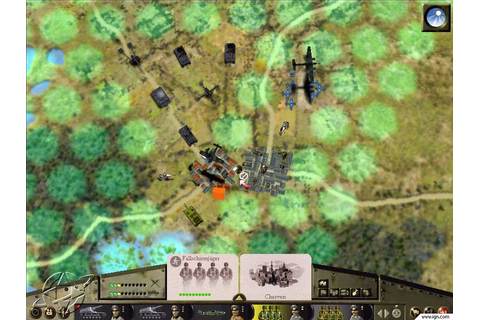 Panzer General 3: Scorched Earth Screenshots, Pictures ...