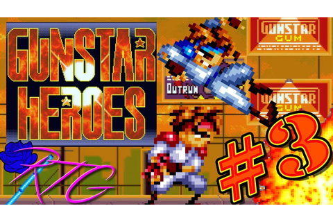Gunstar Heroes: WHAT IS THIS GAME?! | Ep3 | RoseTintGaming ...