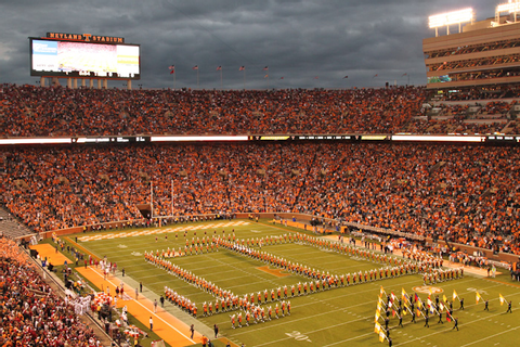 A Game Weekend in Knoxville, Tennessee - Camels ...