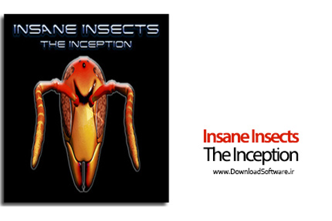دانلود بازی Insane Insects The Inception برای PC