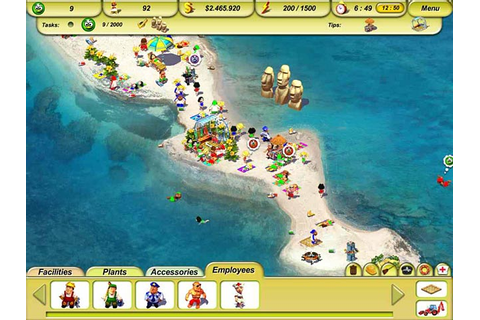 Paradise Beach 2: Around the World > iPad, iPhone, Android ...