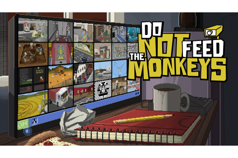 Do Not Feed the Monkeys Windows, Mac game - Indie DB