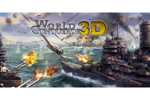 World Conqueror 3D | Nintendo 3DS download software ...