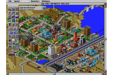 Download SimCity 2000 | DOS Games Archive