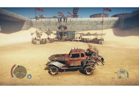 Death Runs | Activities - Mad Max Game Guide ...
