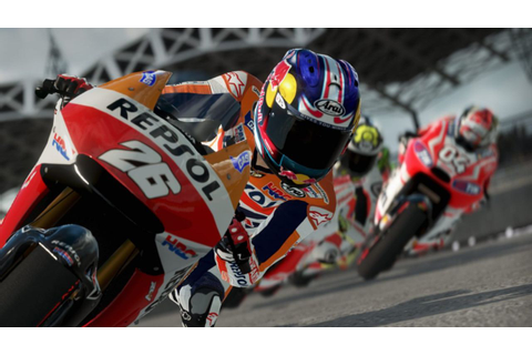 MotoGP 15 – Let's release the same game again! | PS4Pro En