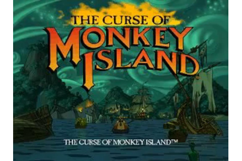 games: The Curse of Monkey Island