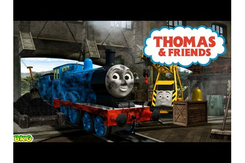 Thomas And Friends Engine Repair Gameplay Episode - Best ...