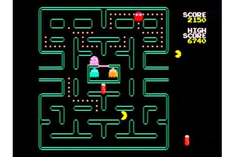 Pac-Man Plus - YouTube