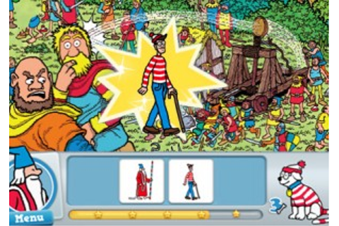 Where's Waldo The Fantastic Journey iPhone Game Review ...