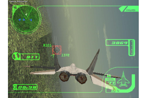 Ace Combat 3 - Electrosphere (USA) PSX / Sony PlayStation ...