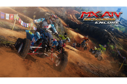 MX vs. ATV Supercross Encore - Free Full Download | CODEX ...