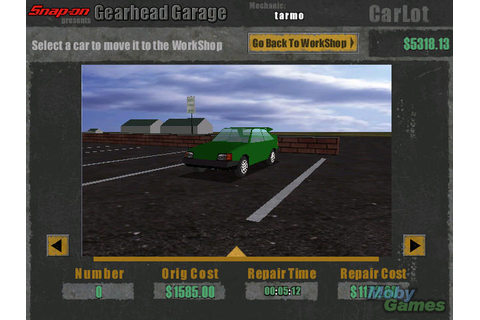 Gearhead Garage 2 Full Game Download