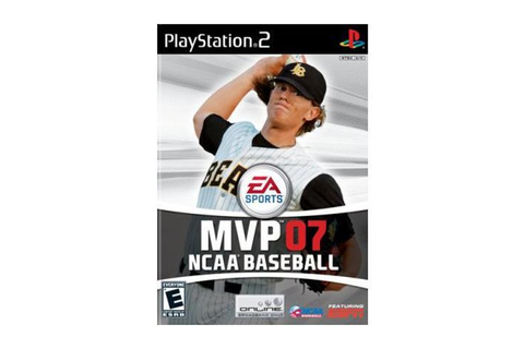 MVP 07 NCAA Baseball Game-Newegg.com